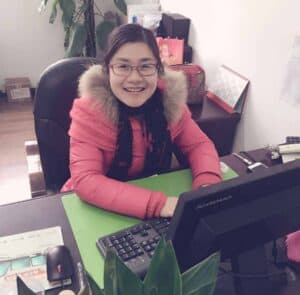 About Auther Emily Xu