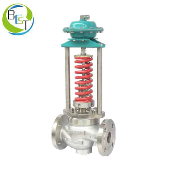 Sel Actuated Control Valve 1