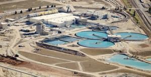 waste water process industry