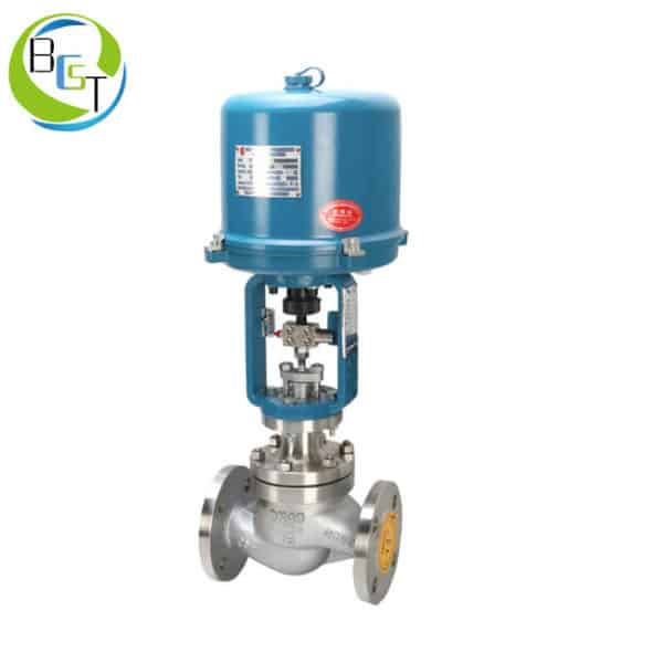 single Seated Electric Globe Control Valve (1)