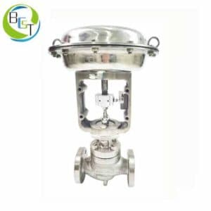Stainless Steel Control Valve 3