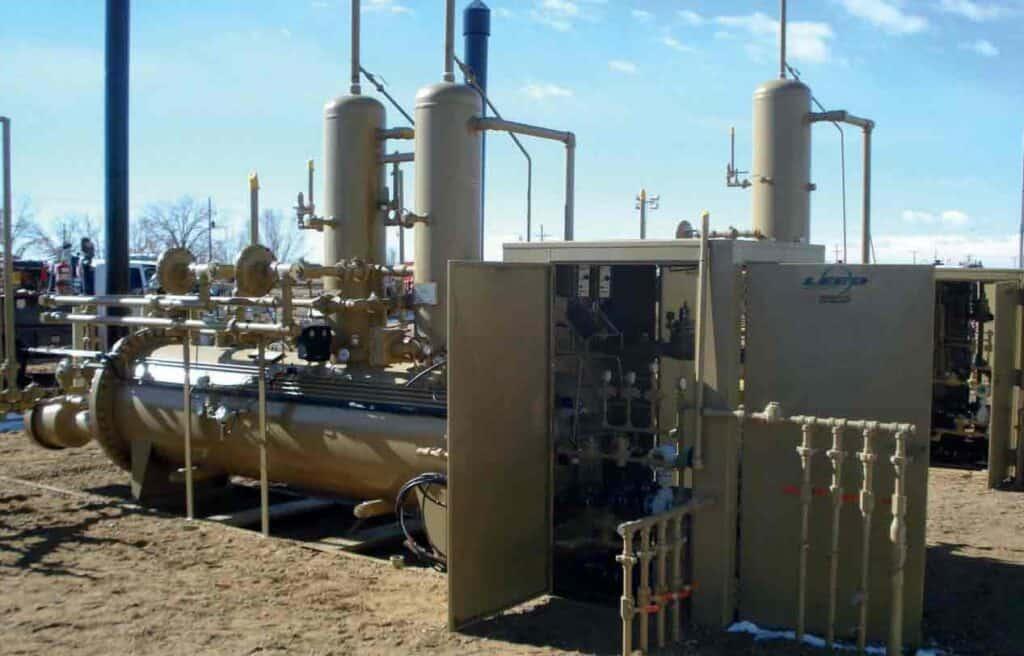 Water Oil Seperator